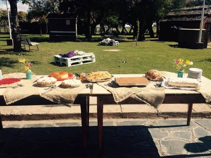 mesa dulce de Araceli Fernandez Ibarguren Rural