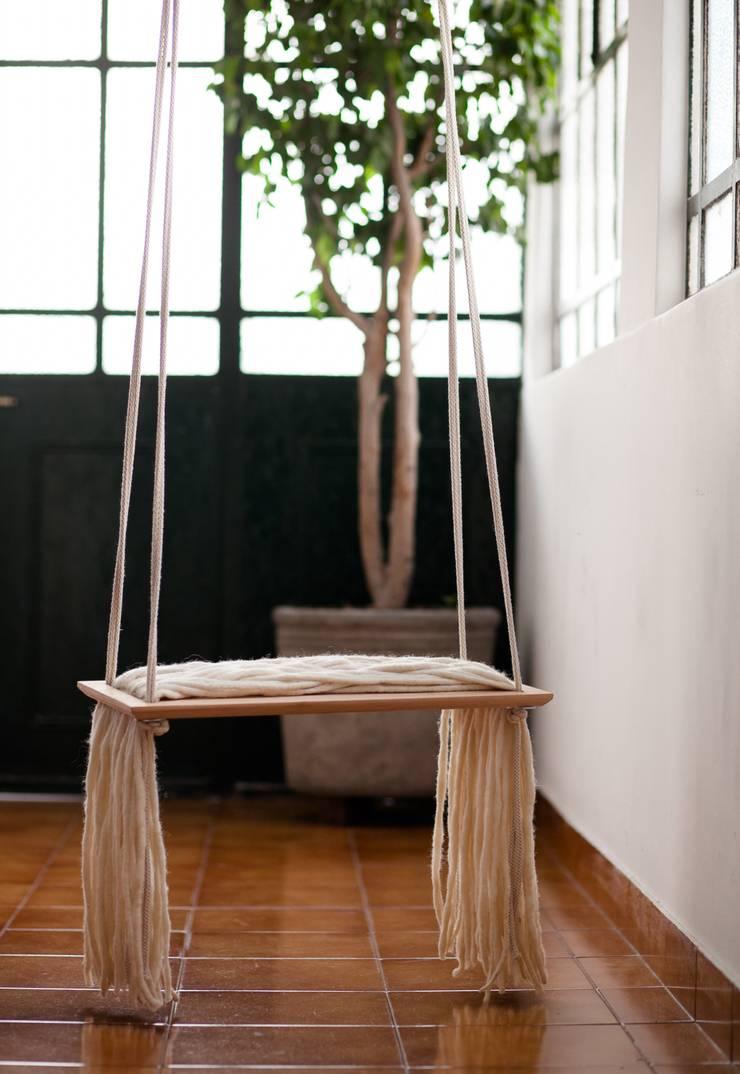 Hamacas Merin:  de estilo  por Estudio Brana,Escandinavo