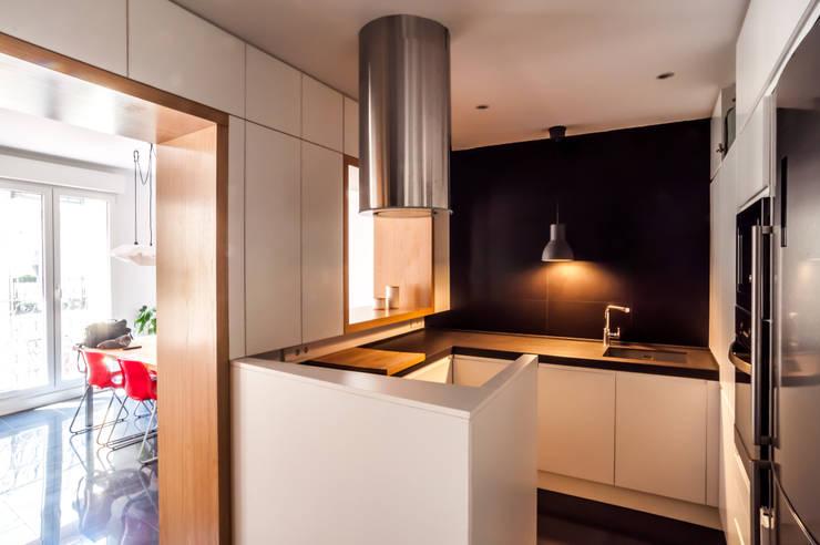 moderne Keuken door estudio551