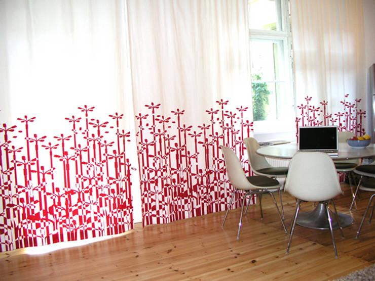 Dining room by s.wert design, Modern
