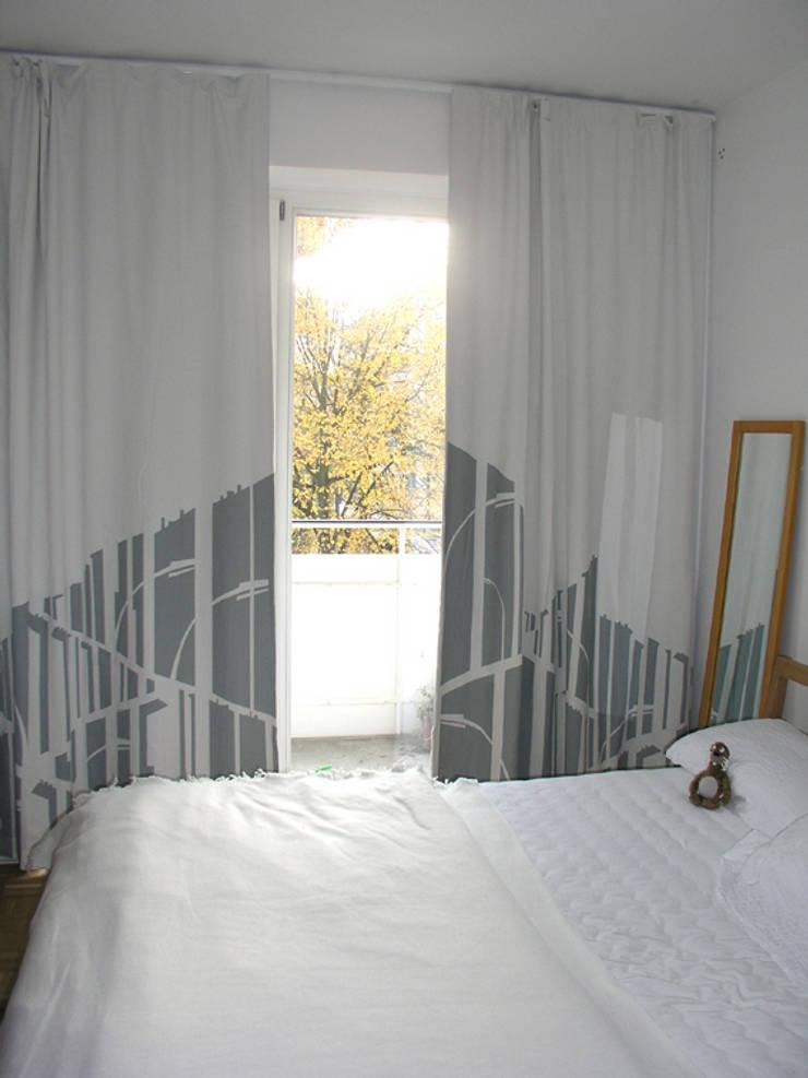 Bedroom by s.wert design, Modern