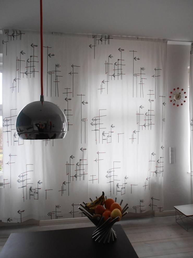 Living room by s.wert design, Modern