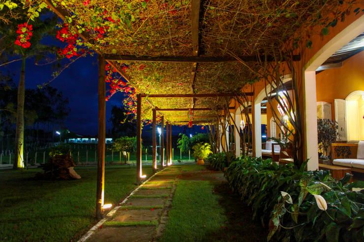 Casas de estilo rural de LM Arquitetura | Conceito Rural