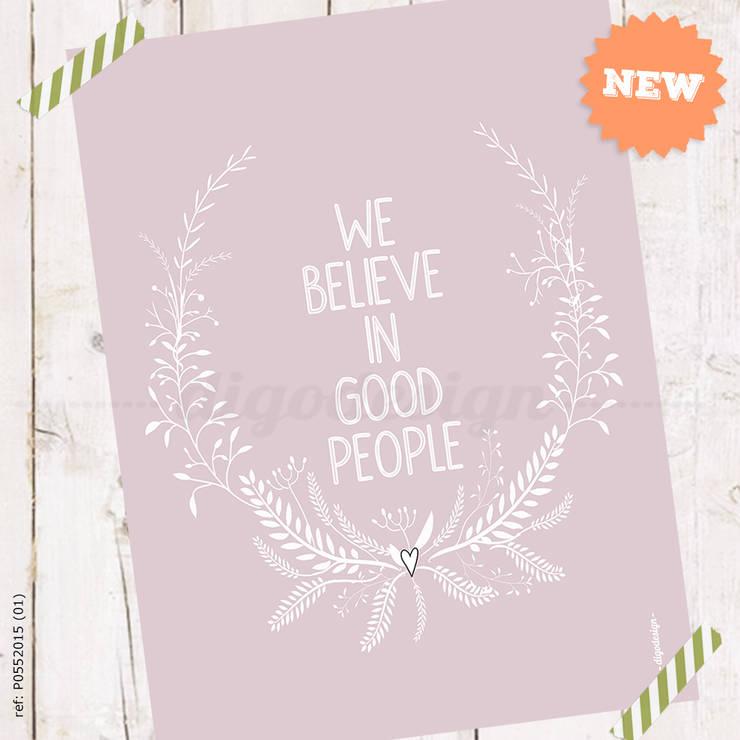 ★ poster ★ we believe ★: Casa  por Digo
