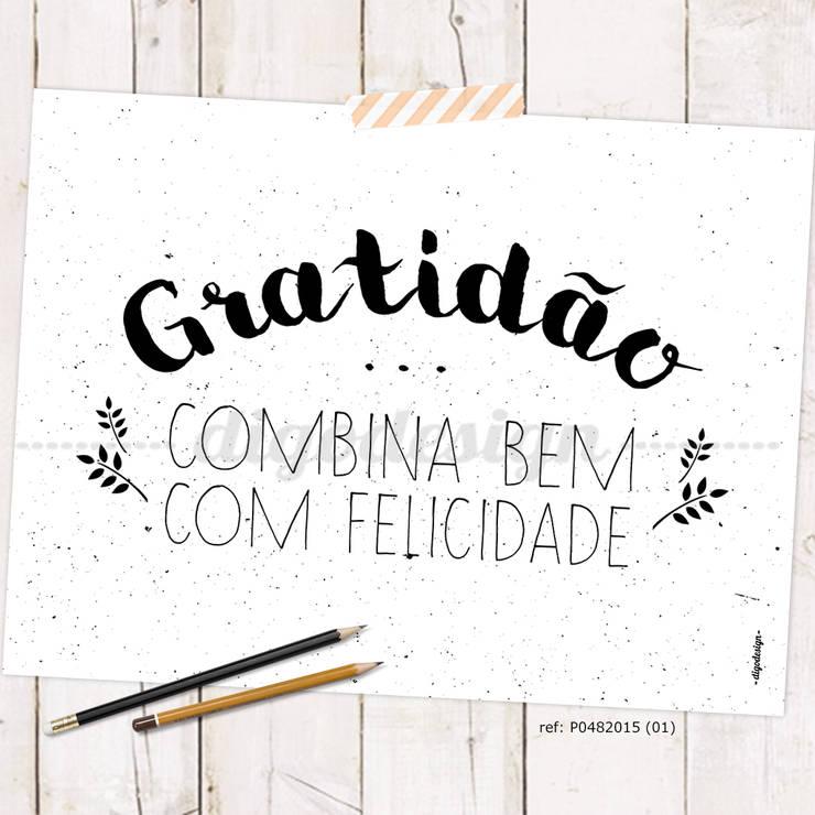 ★ poster ★ gratidão ★: Casa  por Digo