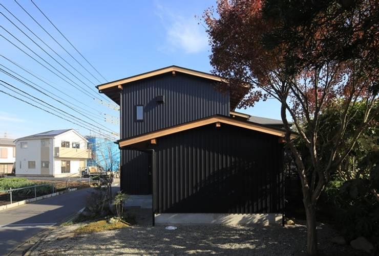 早田雄次郎建築設計事務所/Yujiro Hayata Architect & Associates의  주택