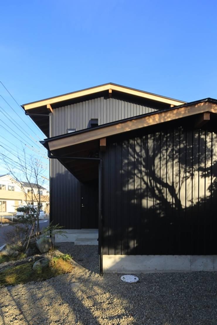小谷の家: 早田雄次郎建築設計事務所/Yujiro Hayata Architect & Associatesが手掛けた家です。,
