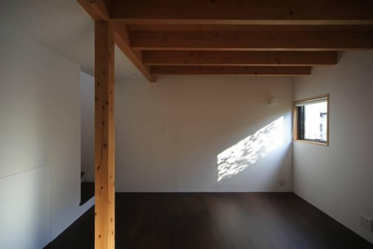 小谷の家: 早田雄次郎建築設計事務所/Yujiro Hayata Architect & Associatesが手掛けた和室です。