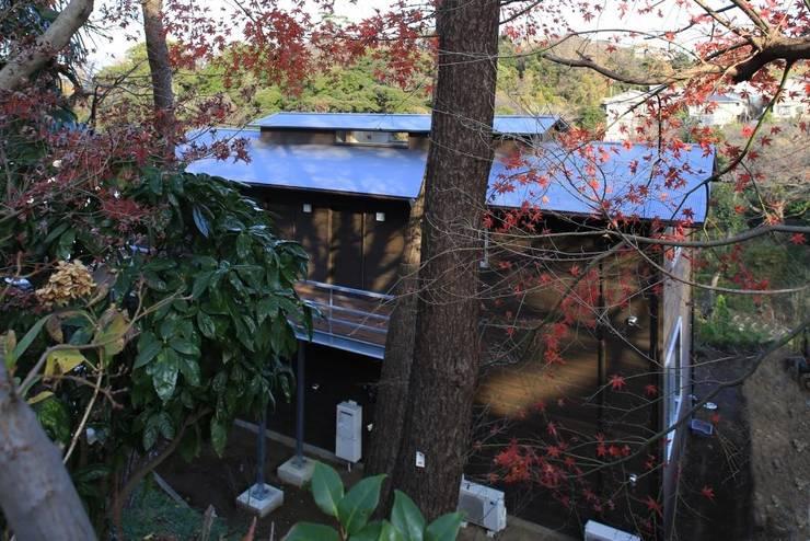 外観: 早田雄次郎建築設計事務所/Yujiro Hayata Architect & Associatesが手掛けた家です。,