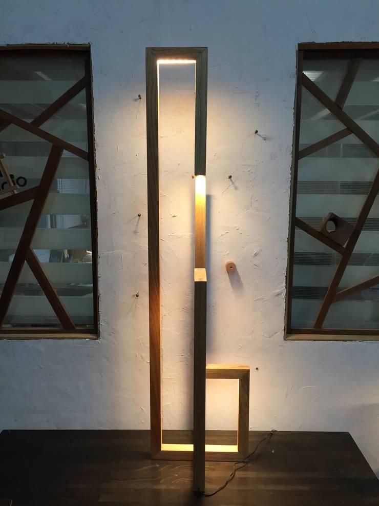 형(形): 홍스목공방의  거실