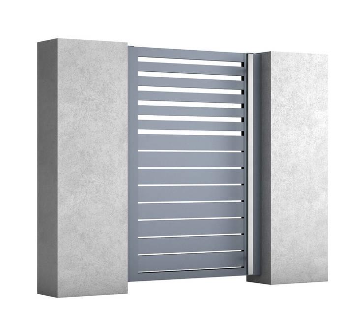 modern  by Nive, Modern Aluminium/Zinc