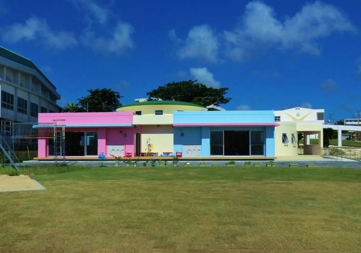 外観: (株)スペースデザイン設計(一級建築士事務所)が手掛けた家です。