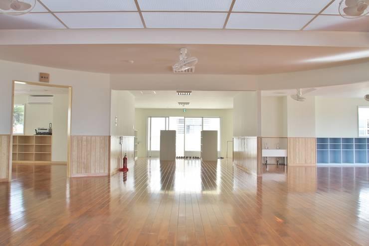 遊戯室: (株)スペースデザイン設計(一級建築士事務所)が手掛けた和室です。
