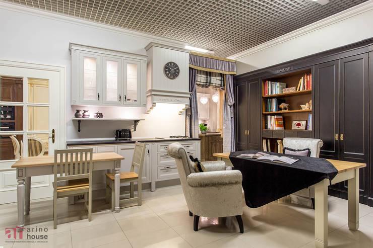 Meble kuchenne z kolekcji Monako: styl , w kategorii Kuchnia zaprojektowany przez Arino House Sp. z o. o.