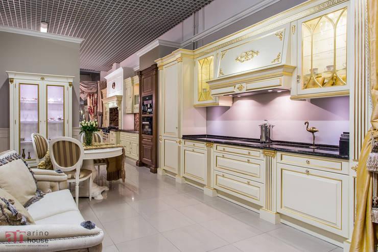 Meble kuchenne z kolekcji Wersal: styl , w kategorii Kuchnia zaprojektowany przez Arino House Sp. z o. o.