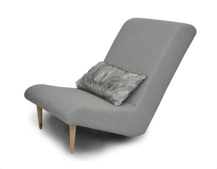 Pomysłowy Fotel Leżanka Nubu: styl , w kategorii Salon zaprojektowany przez onemarket.pl