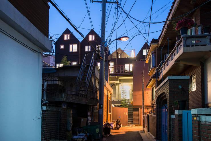 Projekty,  Domy zaprojektowane przez Design Guild