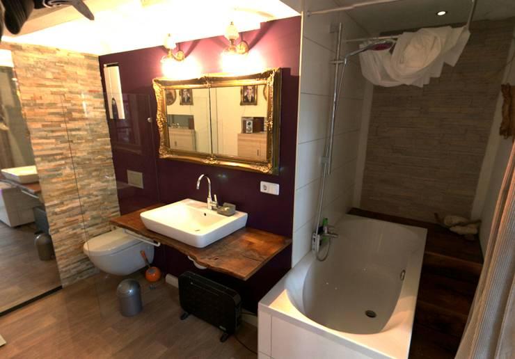 ห้องน้ำ by FM Design