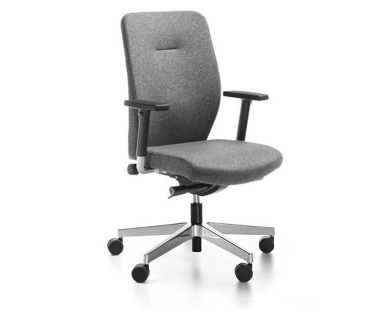 Fotel obrotowy DUAL DU 102: styl , w kategorii Domowe biuro i gabinet zaprojektowany przez ErgoKoncept