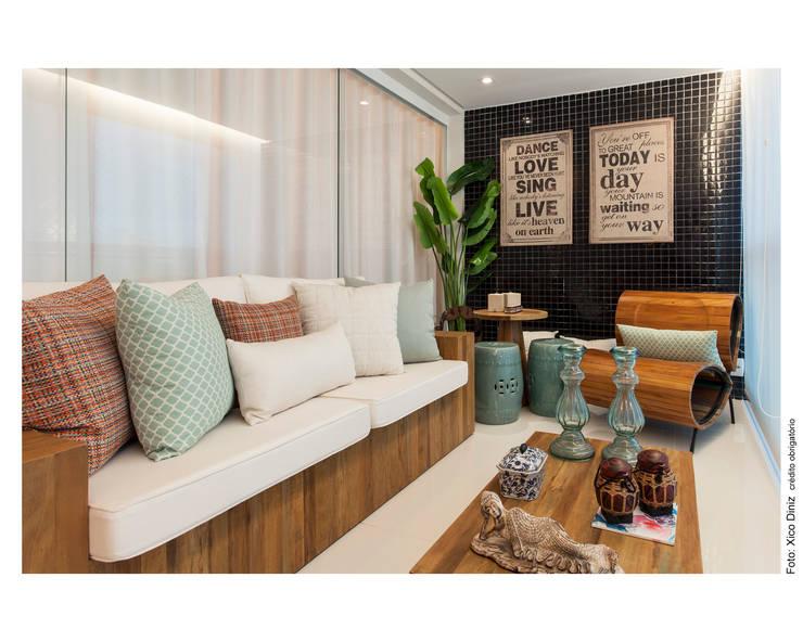 Terrazas de estilo  por Bastos & Duarte