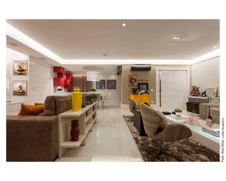 Salas de estilo moderno de Bastos & Duarte Moderno