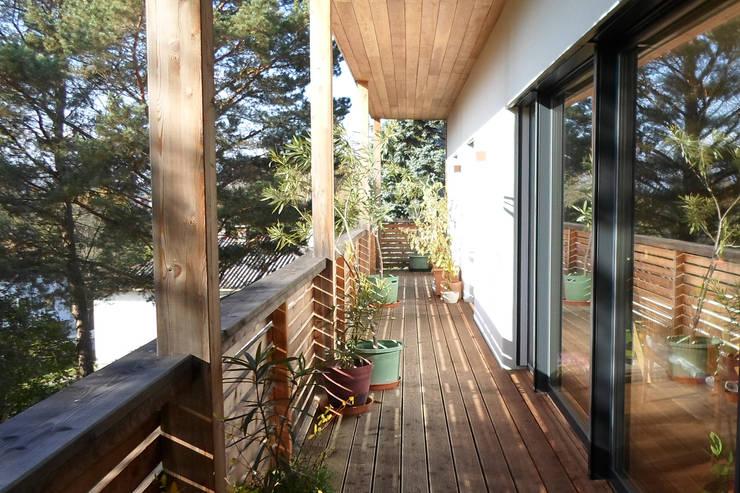 Teras by Architekt Stefan Toifl