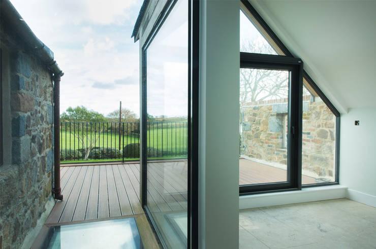 La Cherterie:  Windows  by CCD Architects