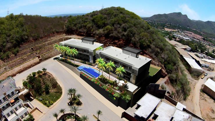 Lomas del Encanto 3ra Etapa: Casas de estilo  por NOGARQ C.A.