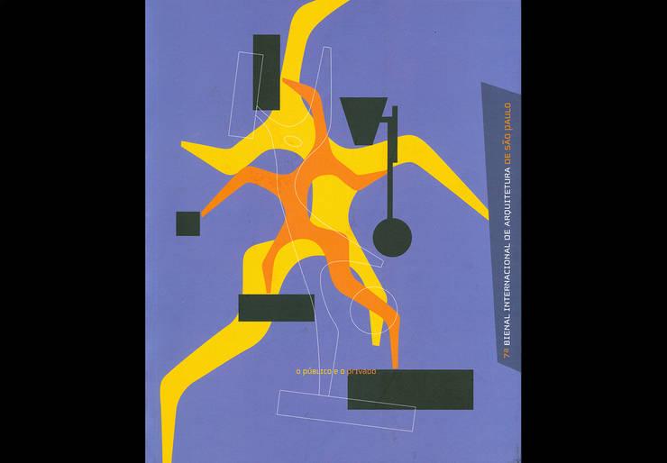7ª Bienal Internacional de Arquitetura de São Paulo - 2007: Locais de eventos  por Douglas Piccolo Arquitetura e Planejamento Visual LTDA.