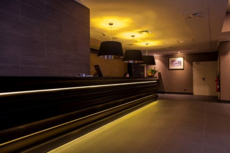 Hotel Bienestar Termas de Vizela: Corredores e halls de entrada  por Rb - representações