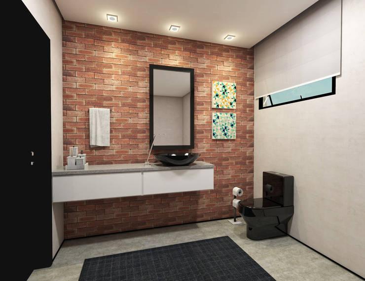 Badkamer door Teia Archdecor