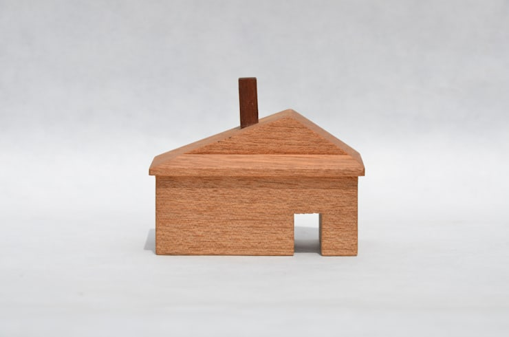 木の家 WOOD HOUSE: 家具工房モク 木の家具ギャラリーが手掛けた子供部屋です。,