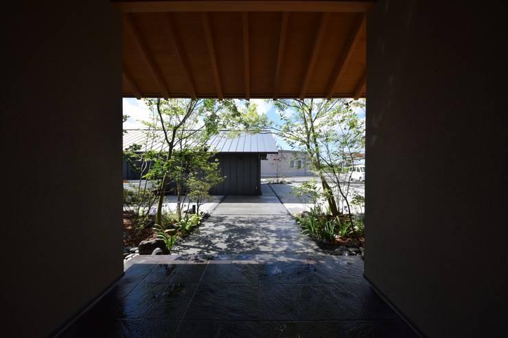 house N: Snowdesignofficeが手掛けた窓です。