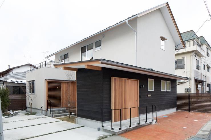 しろもとのいえ: 清建築設計室/SEI ARCHITECTが手掛けた家です。,