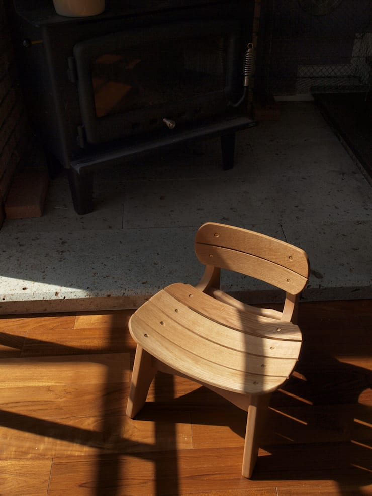 B-child chair: Loop order furnitureが手掛けた子供部屋です。