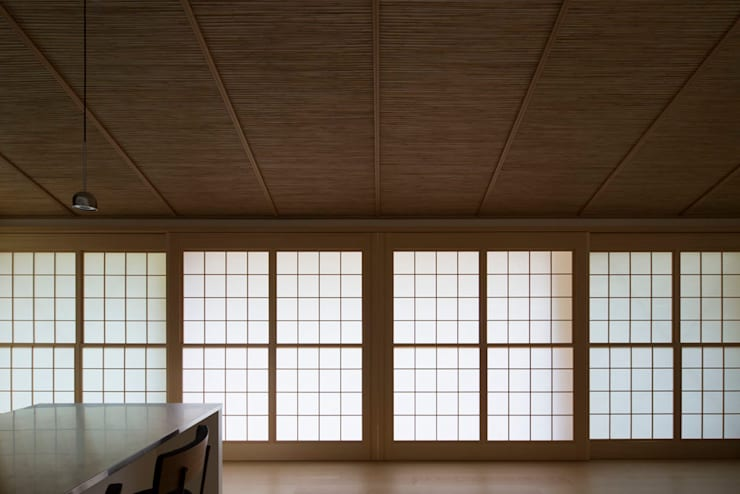 TRANSTYLE architects의  창문