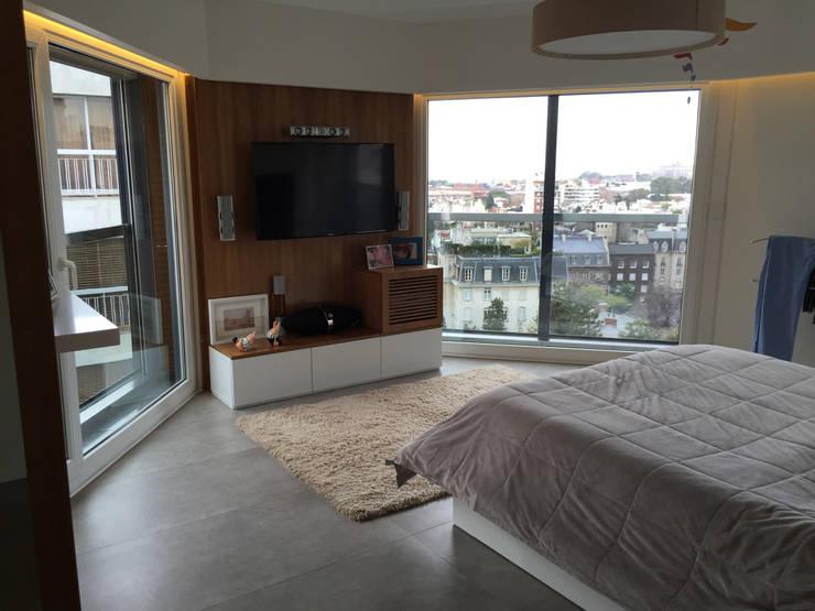 OCAMPO: Livings de estilo  por taller125