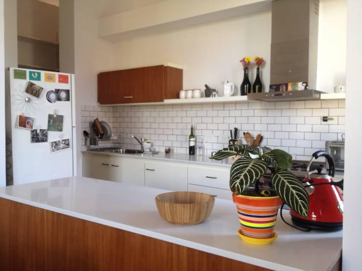 Cocinas de estilo  por taller125