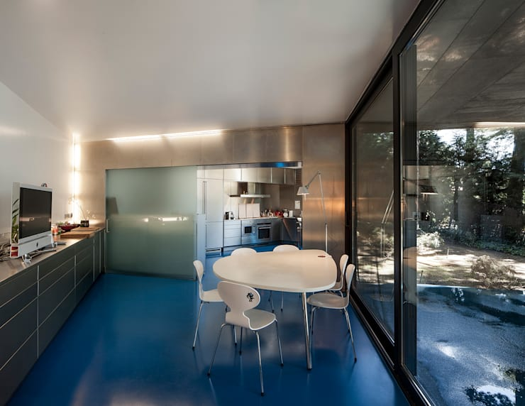 Projekty,  Kuchnia zaprojektowane przez The Sibarist Property & Homes