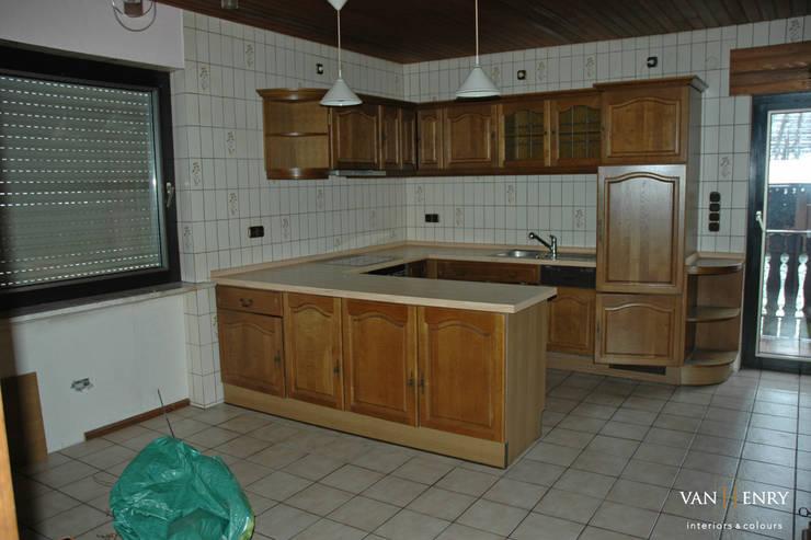 Neue Küche? von vanHenry interiors & colours | homify