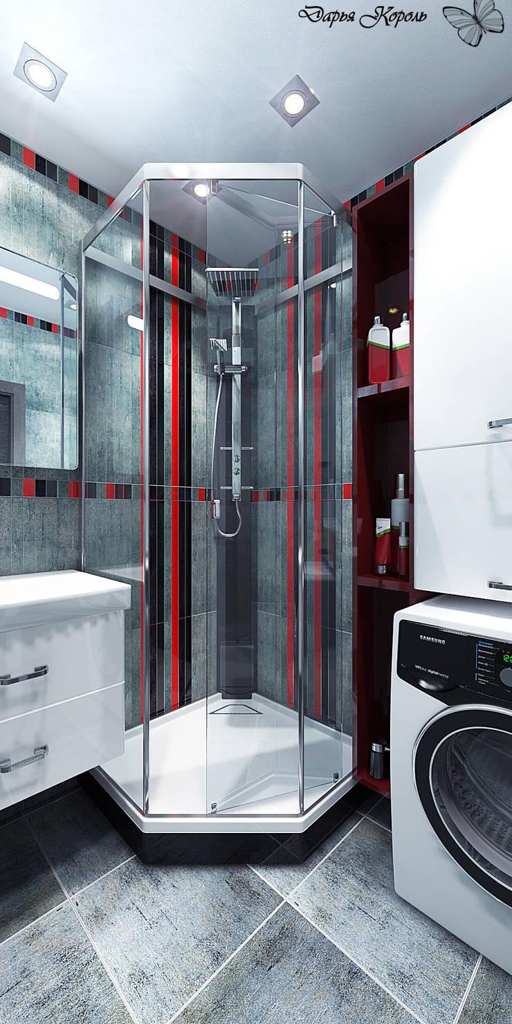 Bathroom by Your royal design, Industrial