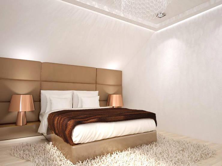 Bedroom by 3miasto design