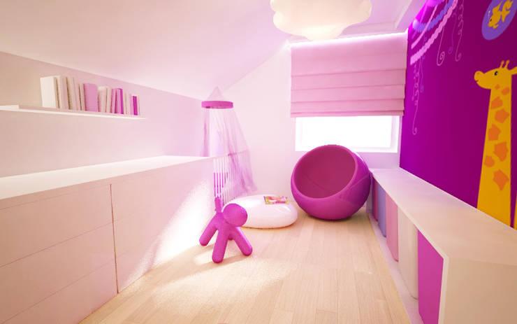 Nursery/kid's room by 3miasto design