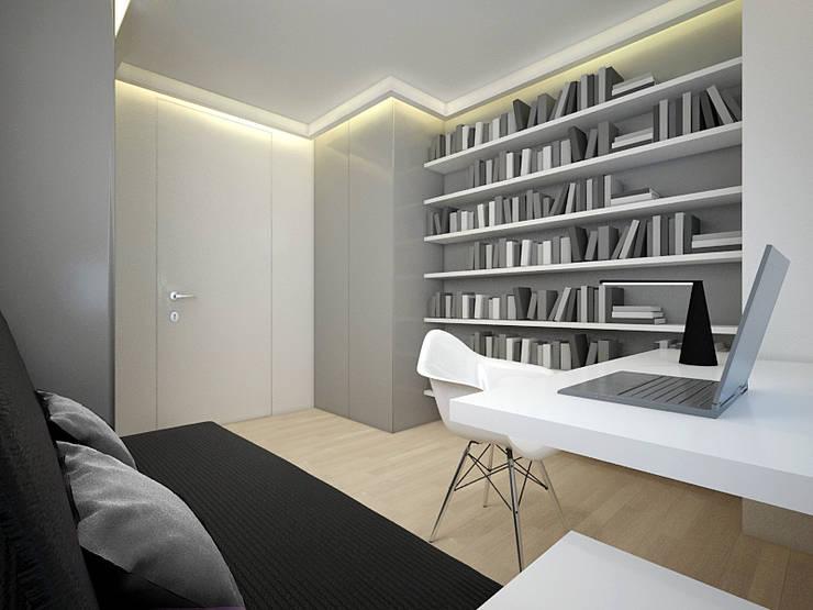 Study/office by 3miasto design
