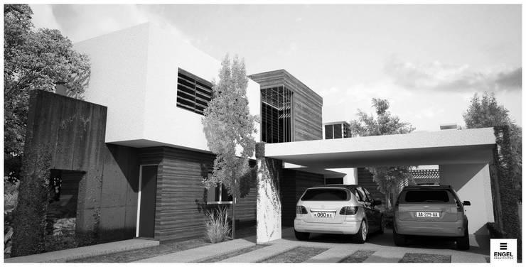 Concurso Nacional de Viviendas Sustentables:  de estilo  por ENGEL arquitectos