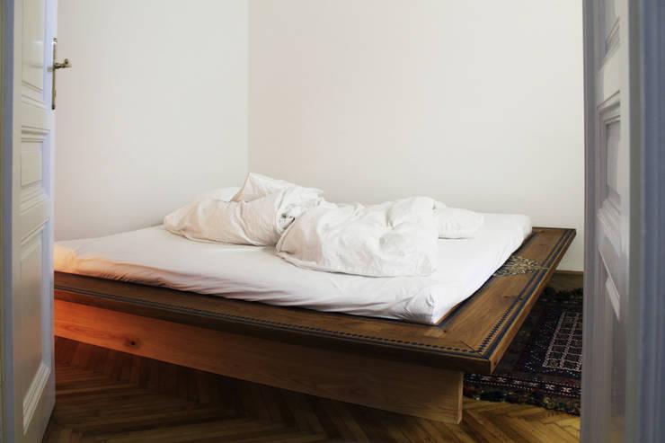 Bedroom by szaro-biało