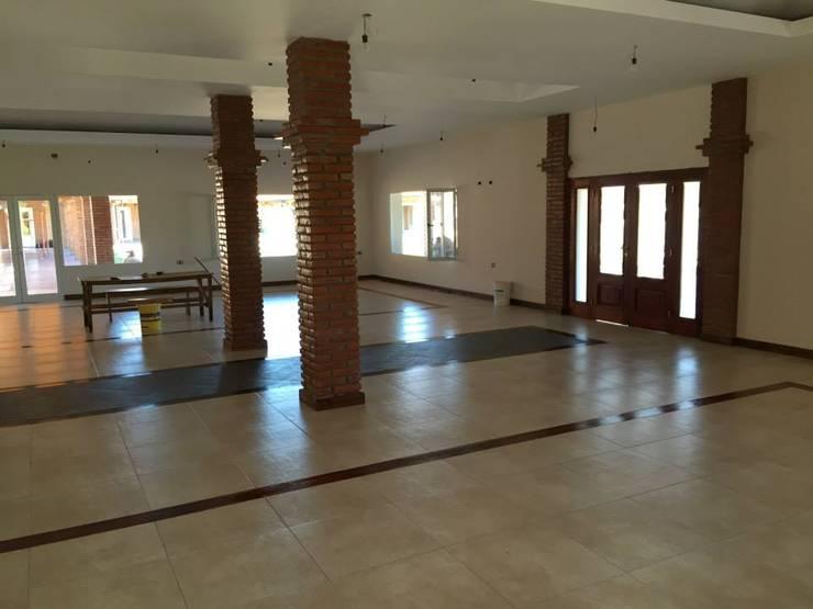Intervencion Hotel Palmitas – Frias, Santiago del Estero de Estudio AQ