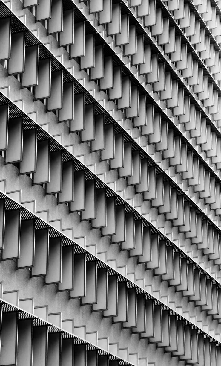 Petterns: Casas de estilo  por Gabriel Gomez Photography