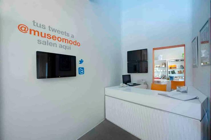 Museo Modo de DIN Interiorismo Moderno