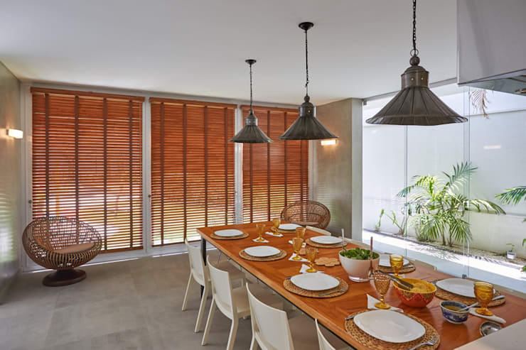 Cozinha: Cozinhas  por Piloni Arquitetura